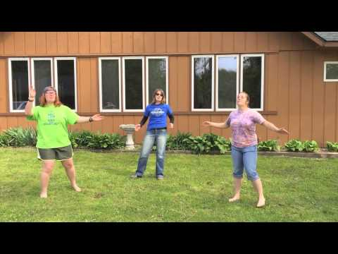 Wildwood Ranch Summer Camp Songs- Rock the Boat
