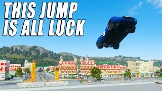 THIS IS AN INSANELY HARD JUMP TO DO | Forza Horizon 4