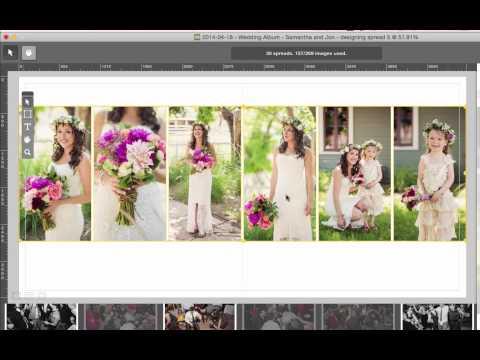 best software for wedding album design - Khafre