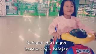 Lagu Anak Indonesia & Lyrik : Kring Kring Ada Sepeda