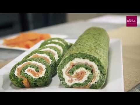 roulé-aux-épinards-saumon-et-boursin®