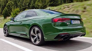 Audi RS5 Coupe (2017) BMW M4 killer? [YOUCAR]