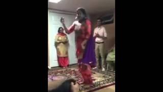 really nice dance on punjabi song gallan mithiya di patti hoyi aa