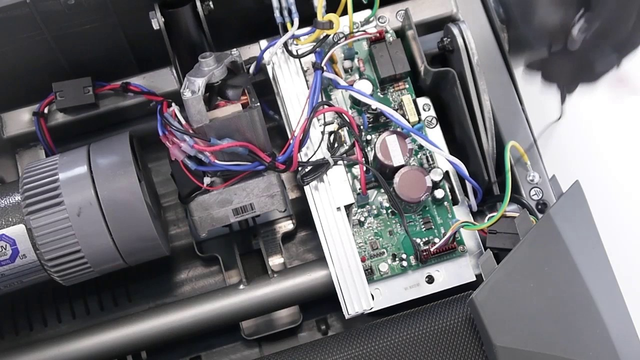 comment changer le capteur sur les tapis de course tc2 tc3 tc4 et tc5