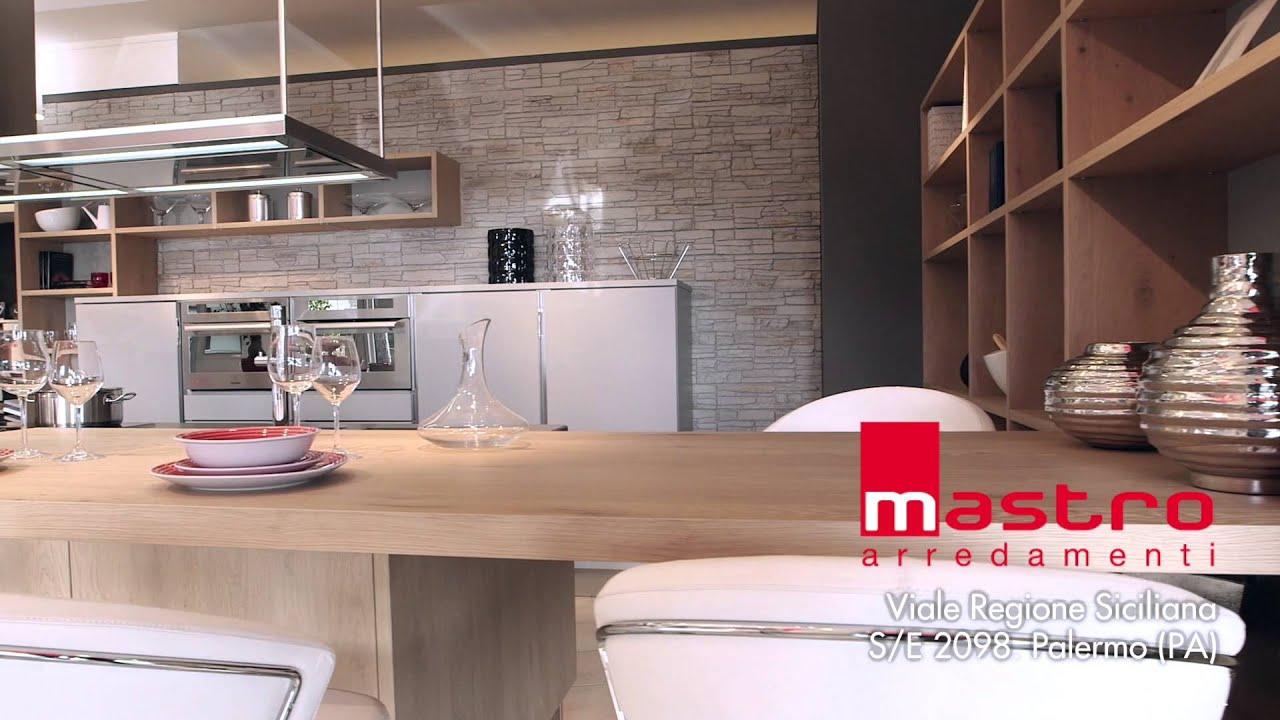 Veneta cucine a palermo youtube for Mastro arredamenti palermo