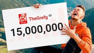 15.000.000 DE SUSCRIPTORES - TheGrefg