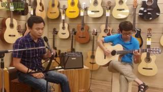 Em về tinh khôi   biểu diễn  Minh Giáp, guitar  Ngọc Thành