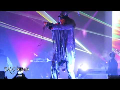 Adam Lambert  - Voodoo, Down the Rabbit Hole, and Ring of Fire - NYC2