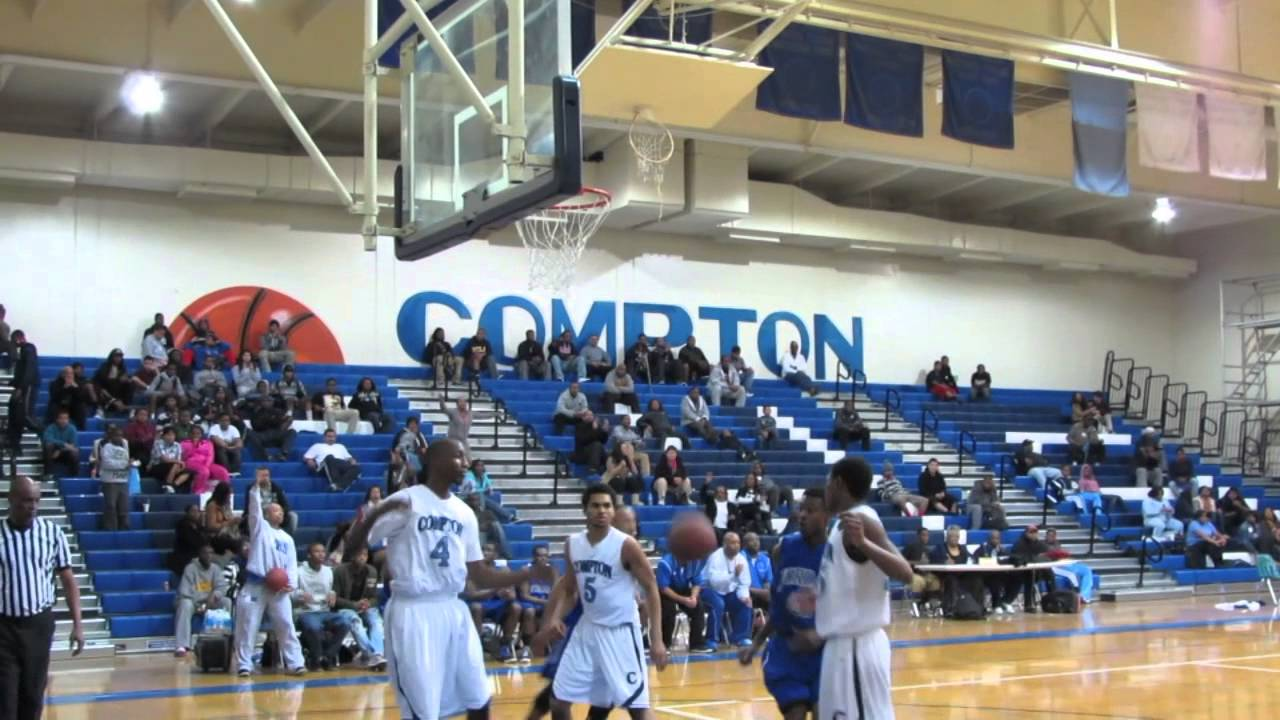 The gallery for --> Compton High School Basketball