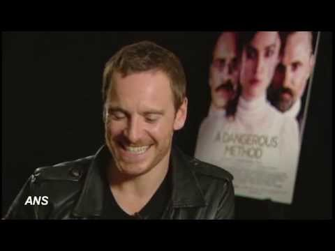MICHAEL FASSBENDER INTERVIEW A DANGEROUS METHOD
