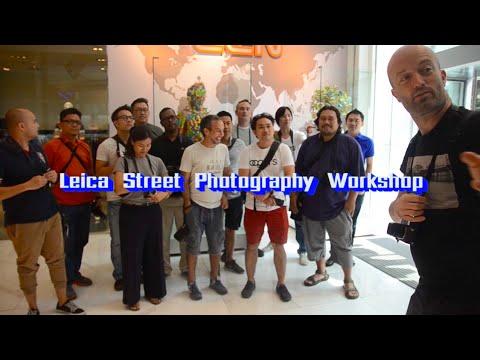 LEICA STREET PHOTOGRAPHY WORKSHOP WITH MATT STUART AND JESSE MARLOW