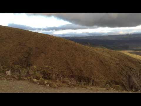 4000 meters above sea level - Ecuador