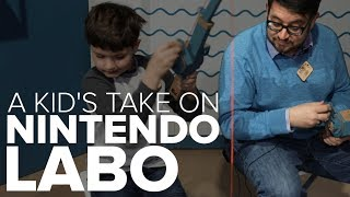 Nintendo Labo: My 9-year-old's verdict