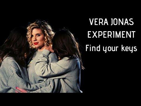 Vera Jonas Experiment - Find Your Keys