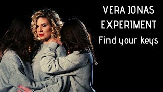Vera Jonas Experiment - Find Your Keys (Official Video)