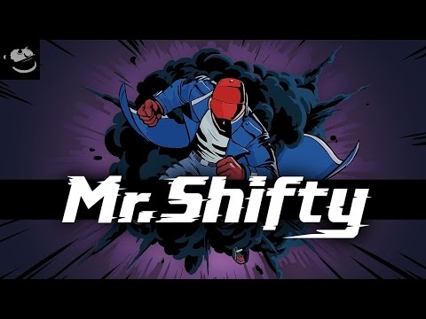 Mr. Shifty — What if Jumper was fun? |