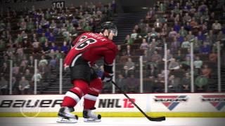 NHL 12 Hockey Ultimate Team Video
