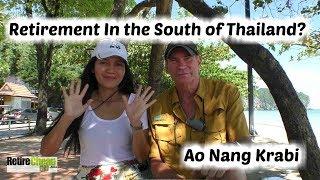 Re-visiting Ao Nang Krabi 2018    Thailand Retirement TImyT 041