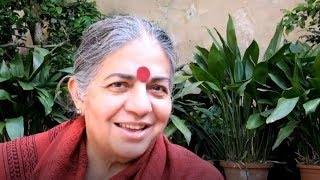 Message from Vandana Shiva for the March against Monsanto Bayer 2018