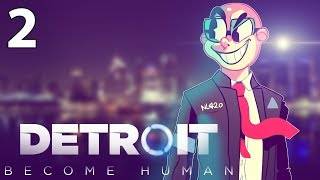 Northernlion Plays: Detroit: Become Human [Episode 2] (Twitch VOD)