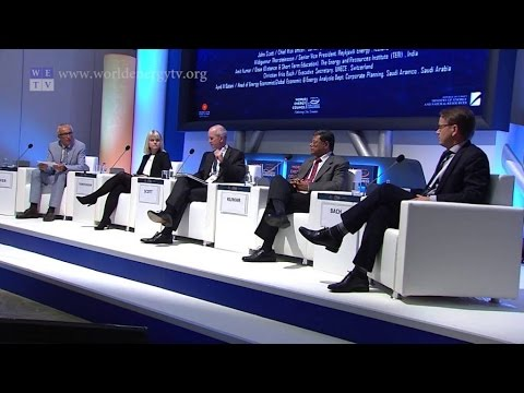 World Energy Congress | Decarbonising the future: The Role of CCS