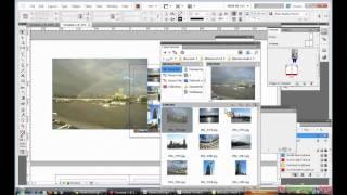 Видеоурок prepress в Adobe InDesign.