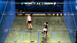 Squash: WSA SOTM Contenders Oct