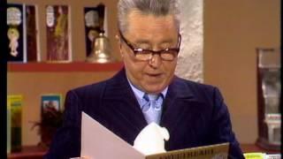 George Gobel & Glen - The Glen Campbell Goodtime Hour: Christmas Special (20 Dec 1970) - Comedy Skit