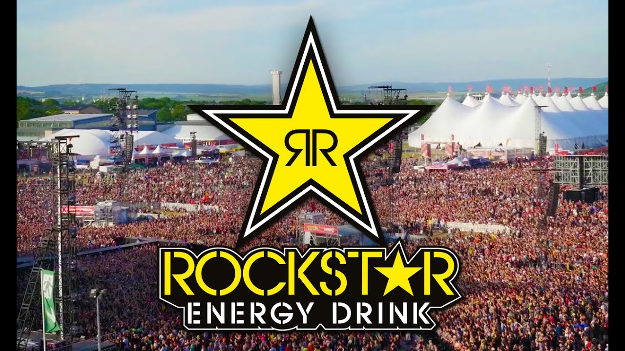 Rockstar Energy Bei Rock Am Ring 2015 Youarerockstar Youtube