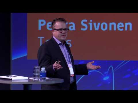Pekka Sivonen, Tekes: Opening words - D.Day for Wellbeing and Health