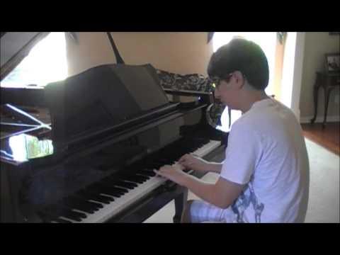 Drew Anderson - Southlake Music Academy Piano Recital June 9, 2013
