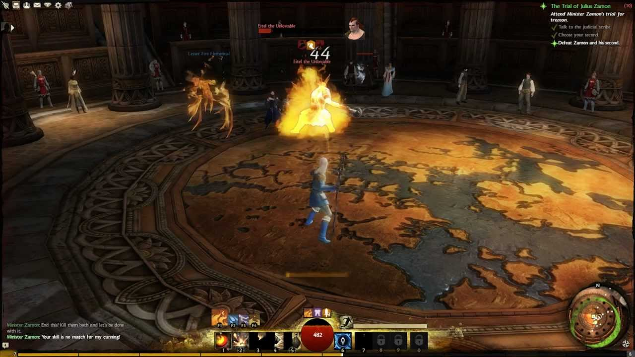 guild wars 2 game trial