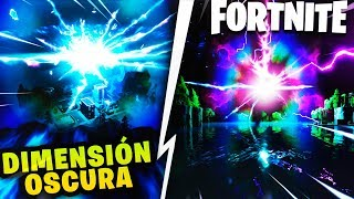 NEW DARK DIMENSION IN FORTNITE *SEASON 6* CUBE THEORIES AND SECRETS