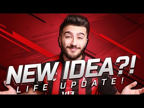 NEW CAREER MODE IDEA & DECISION ALSO BIG LIFE UPDATE