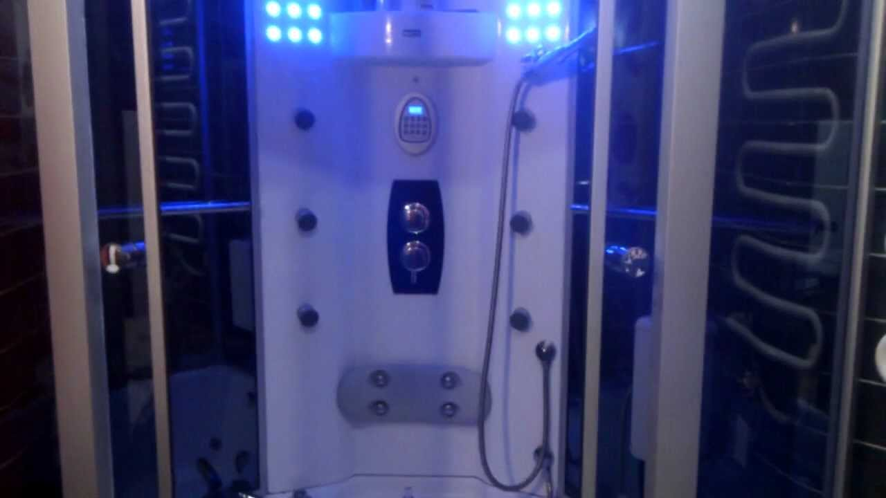 Quite possibly the best shower in the world? - YouTube