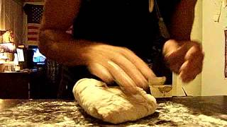Oat Meal, Sourdough, Bread 1/5  Chef John The Ghetto Gourmet Show Ii