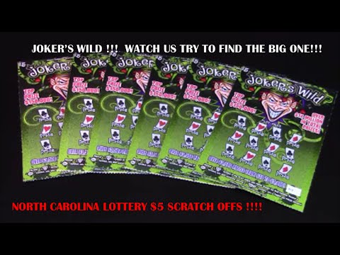 Nc Lottery Scratch Off Games Prize