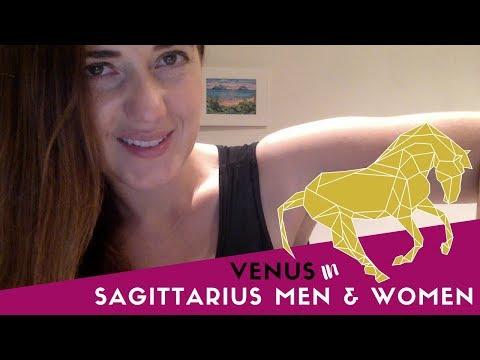 Venus in Sagittarius Meaning for Men & Women or Masculine