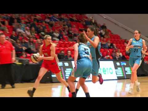 Perth Lynx vs Canberra Capitals - Highlights - 22 October 2016