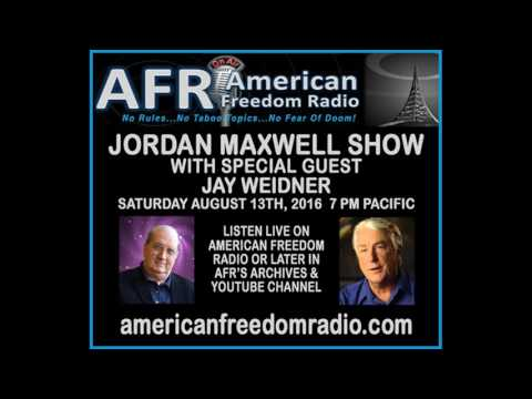 It's Worse Than You Think!: Filmmaker, Author And Scholar Jay Weidner On The Jordan Maxwell Show