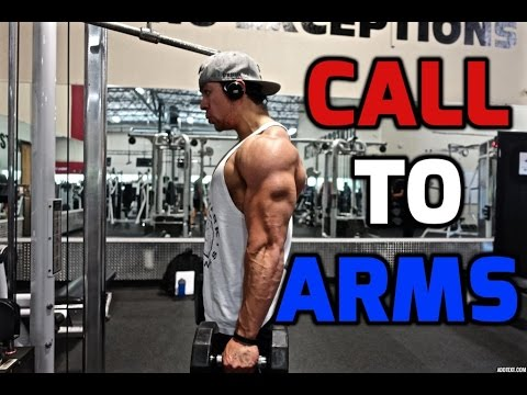 Matt Ogus - Arms Routine Tutorial - Biceps & Triceps thumbnail