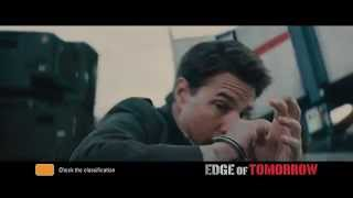 Edge Of Tomorrow (2014) Live Die Repeat [HD]