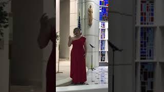 """""""Chi il bel sogno"""" - La Rondine, Puccini - Stacey Trenteseaux, soprano & Zhaolei Xie, piano"""