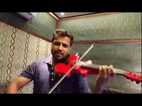ennavale by balabhasker  violin very heart touching amazing performance