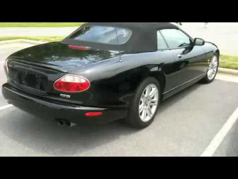 Superb 2005 Jaguar XKR Supercharged Start Up And Tour