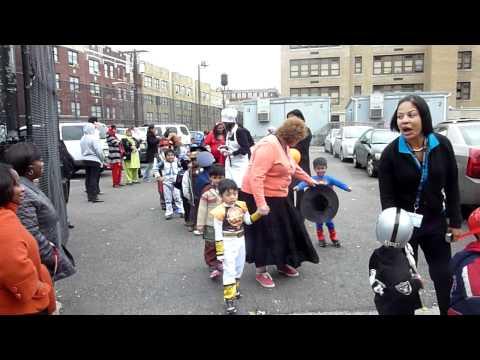 Halloween Parade PS23 Jersey city