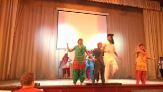 Bhangara (Indian traditional dance)