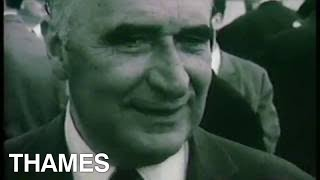 George Pompidou Interview   Common Market   French Elections   This Week   1969