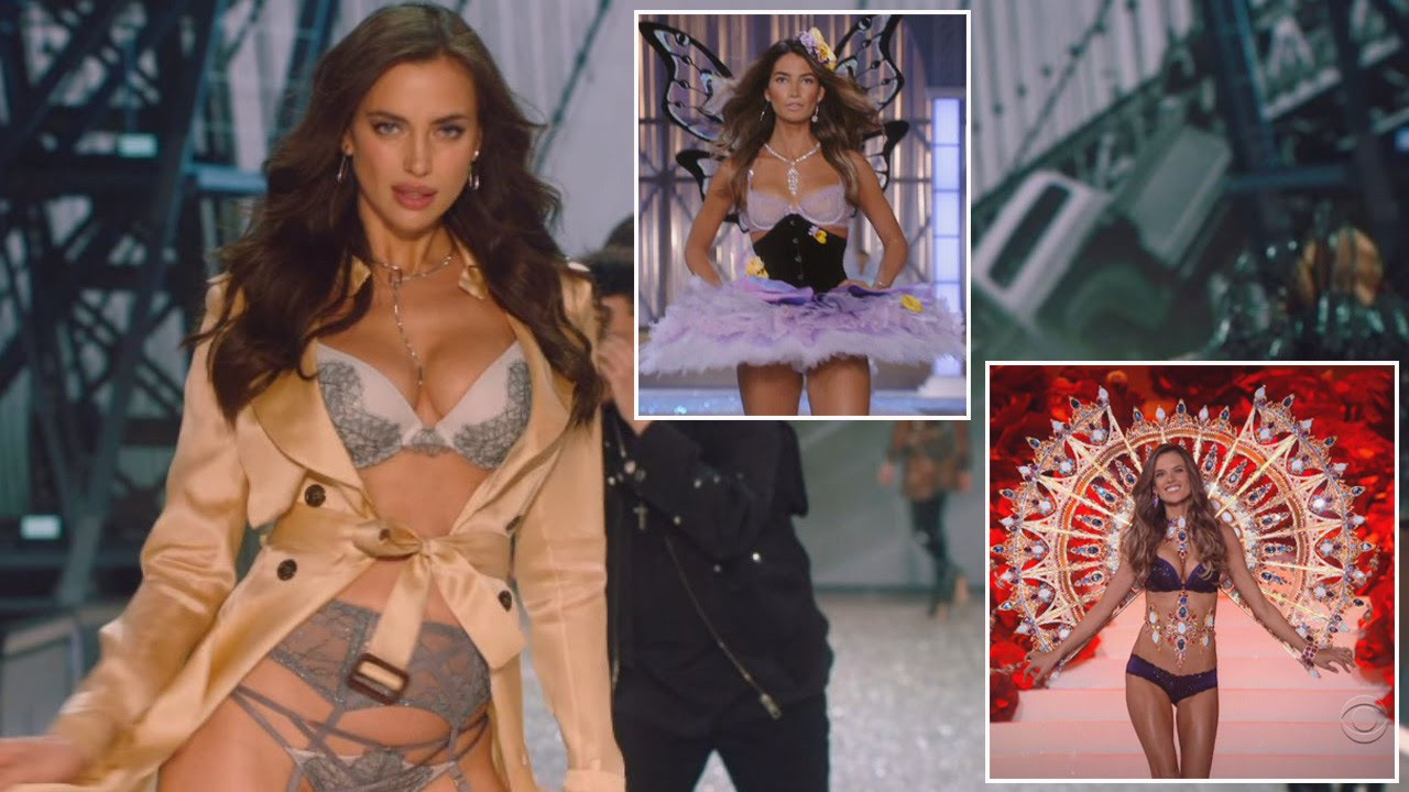 fe6ca0a60f1 Which Other Angels Have Strutted Down Runway Pregnant In Victoria s Secret  Show