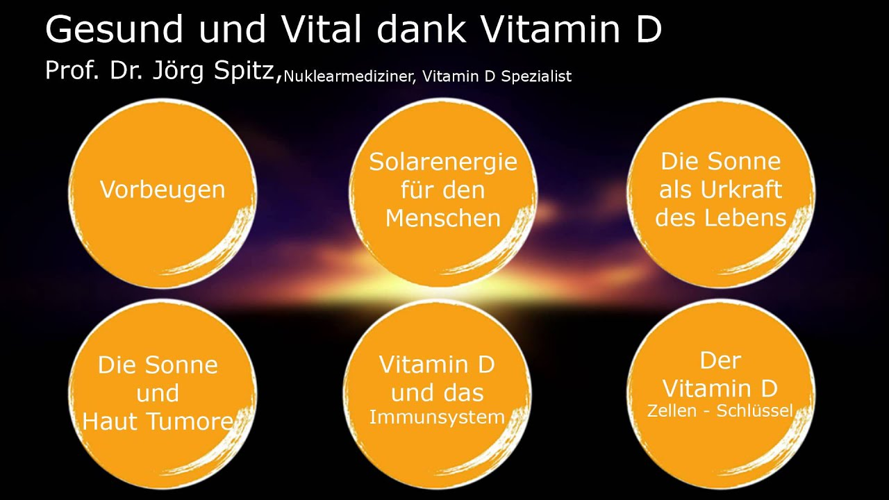 prof dr spitz ber vitamin d youtube. Black Bedroom Furniture Sets. Home Design Ideas